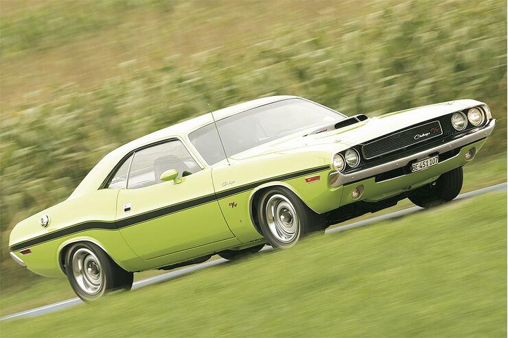 Dodge Challenger - auto motor und sport