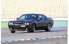 Dodge Challenger SRT8, Driften, Seitenansicht