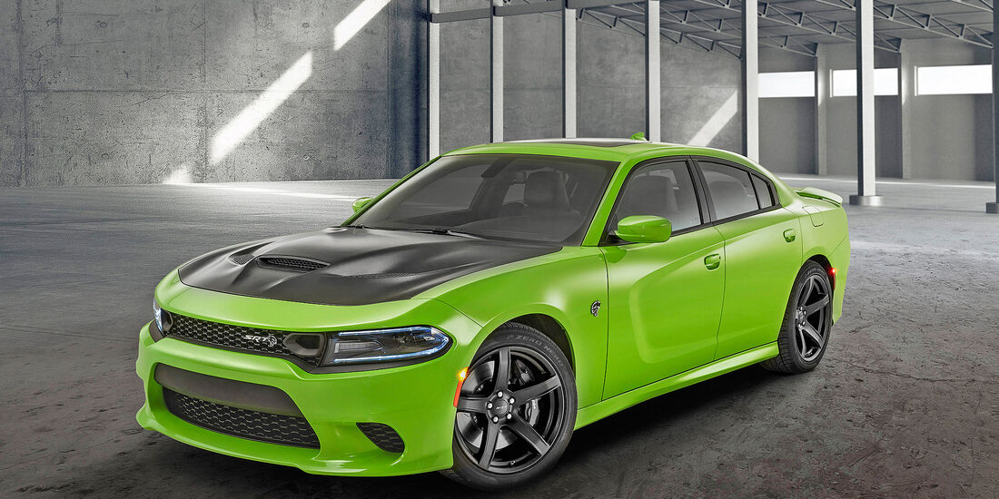 Dodge Charger 3.6 - Serie - Limousinen bis 75000 Euro - sport auto Award 2019