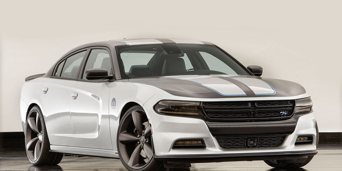 Dodge Charger Deep Stage 3 Sema 2015