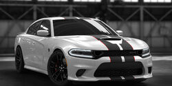Dodge Charger SRT Hellcat Octane Edition