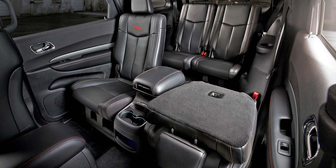 Dodge Durango 2014 Premiere New York
