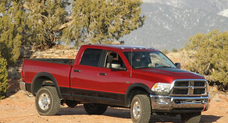 Dodge Ram 2500-3500