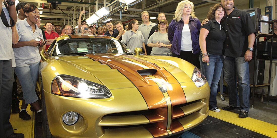 Dodge Viper 2010