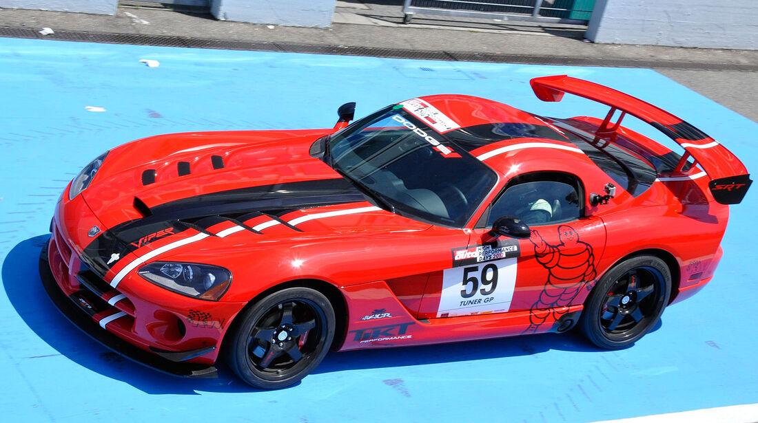 Dodge Viper ACR, Finallauf, TunerGP 2012, High Performance Days 2012, Hockenheimring, sport auto