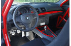 Dörr-BMW 135i powerd by P Zero, Cockpit