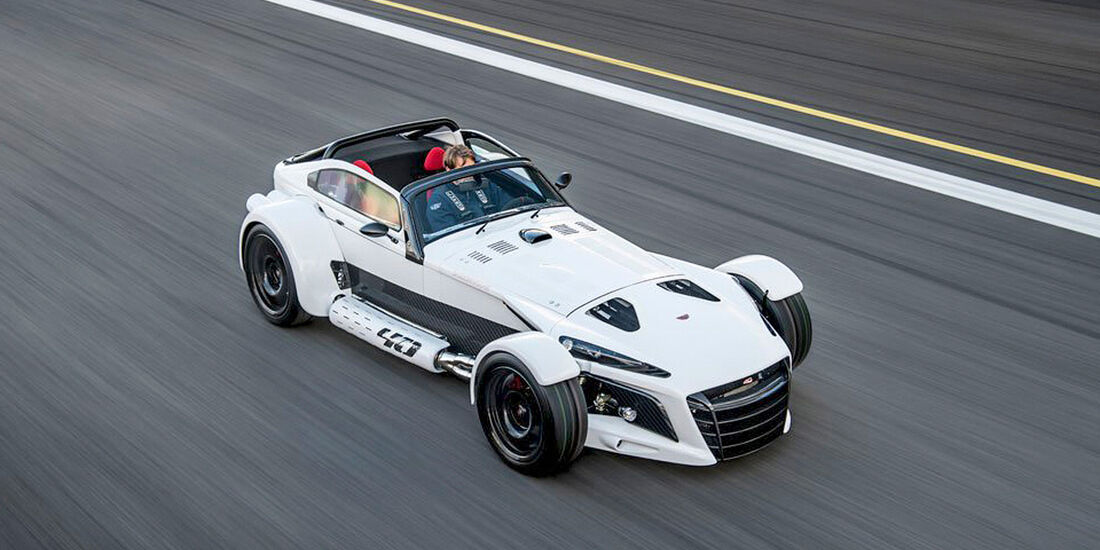 Donkervoort D8 GTO-40 - Serie - Cabrios ueber 150000 Euro - sport auto Award 2019