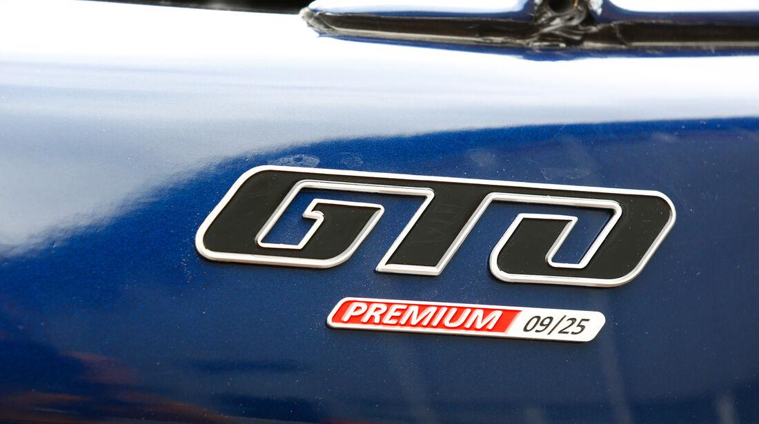Donkervoort D8 GTO Performance, Typenbezeichnung
