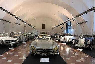 13 Mercedes für 5Millionen