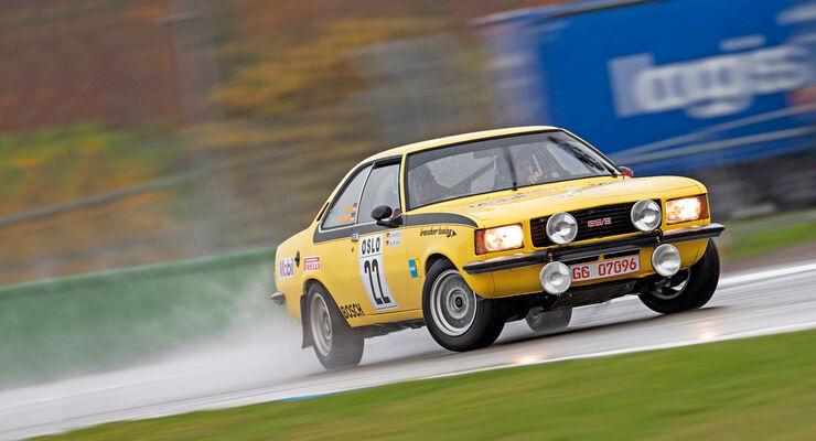 Drift-Autos, Irmscher, Opel Commodore B GS/E, Frontansicht