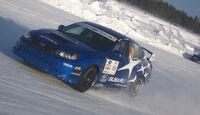Driftschule, Subaru Impreza, Driften