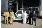 Dubai Police Cars - Polizeiautos Dubai - Toyota Land Cruiser