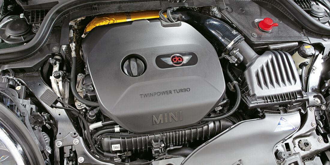 Dynamic-Automotive-Mini JCW, Motor