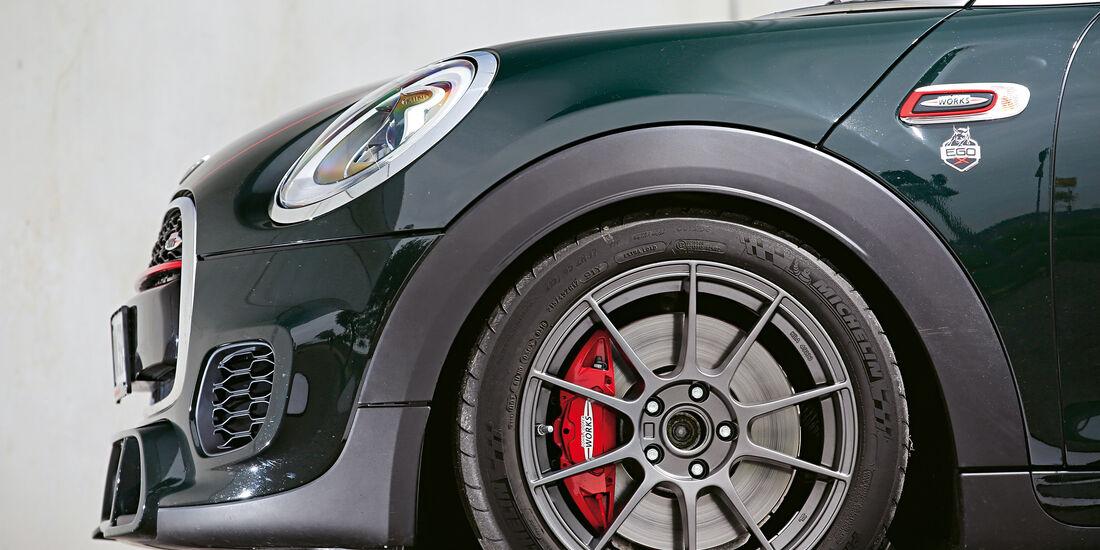Dynamic-Automotive-Mini JCW, Rad, Felge