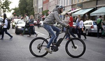 E-Bike Elektrobike Pedelec Test 2015