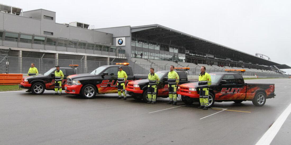 E-Unit, Safetycar, VLN, Langstreckenmeisterschaft, Nürburgring