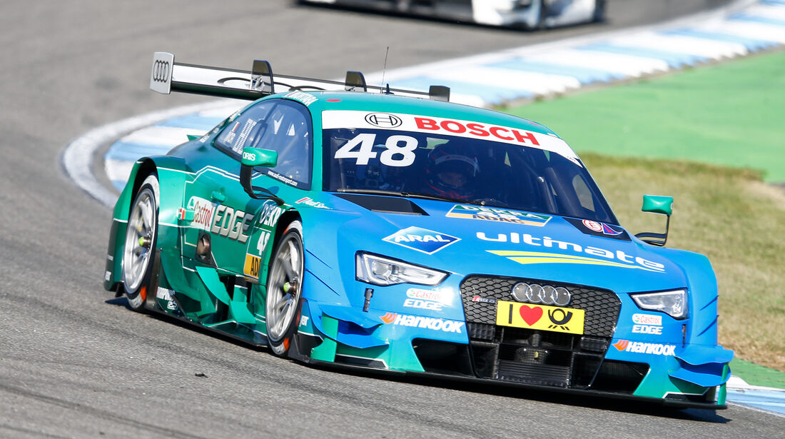 Edoardo Mortara - DTM Hockenheim - Finale - 2016
