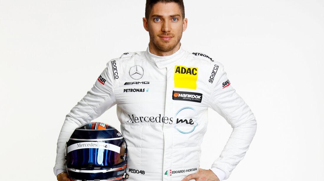 Edoardo Mortara - Mercedes - Porträt - DTM 2018