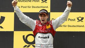 Edoardo Mortara, Spielberg DTM 2012, Rennen
