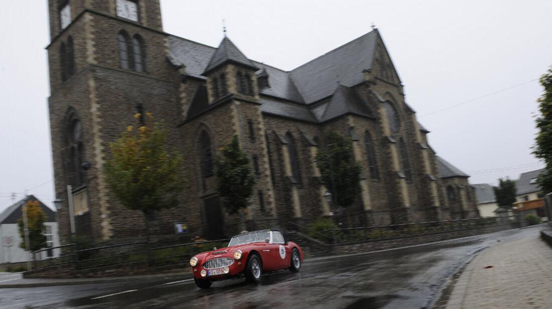 Eifel Classic 2010 - Austin Healey 3000