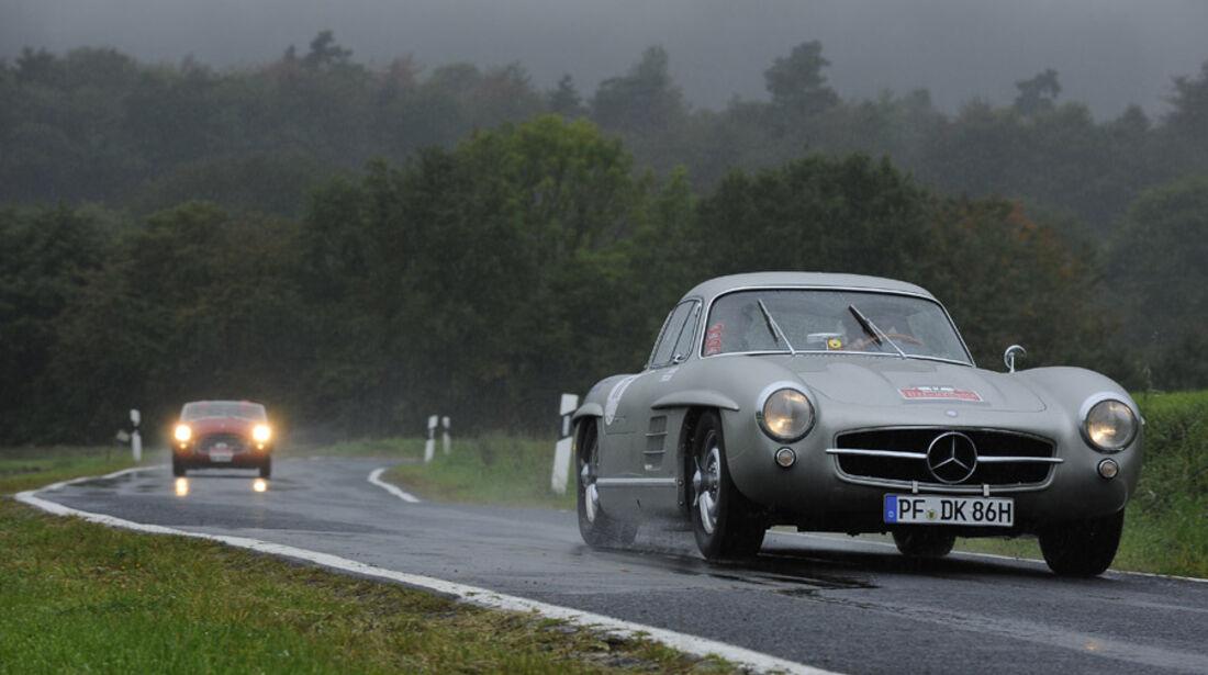 Eifel Classic 2010 - Mercedes-Benz 300 SL