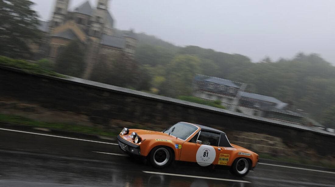 Eifel Classic 2010 - Porsche 914-6