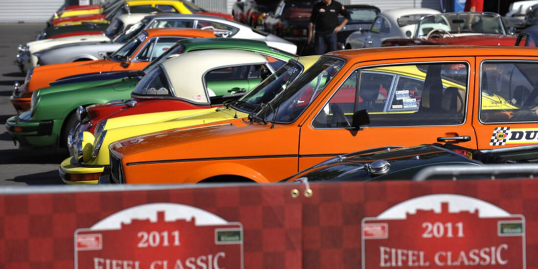 Eifel Classic 2011, Tag 1, Hardy Mutschler
