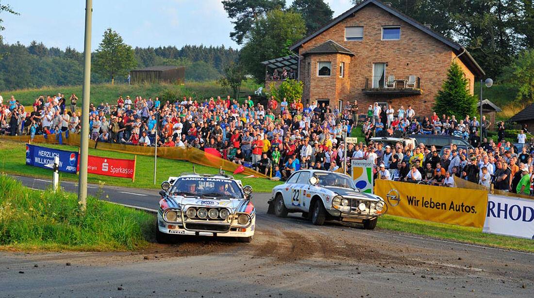 Eifel Rallye Festival 2012, mokla, 0731
