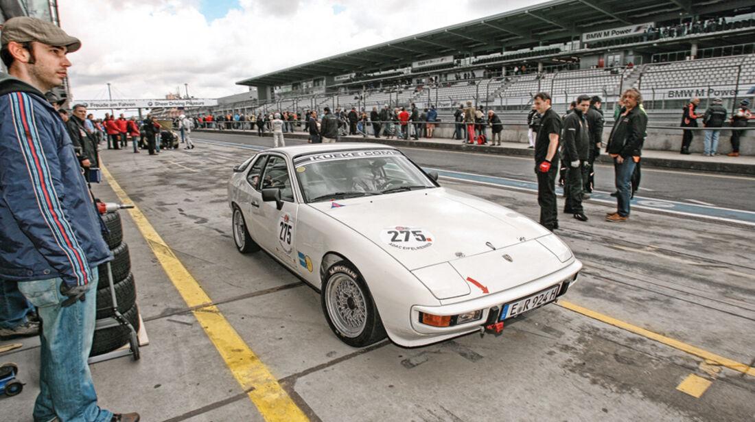 Eifelrennen, Porsche 924 (Gruppe 4)