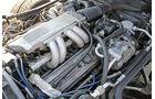 Einkaufs-Tour, Chevrolet Corvette C4 Convertible, Motor