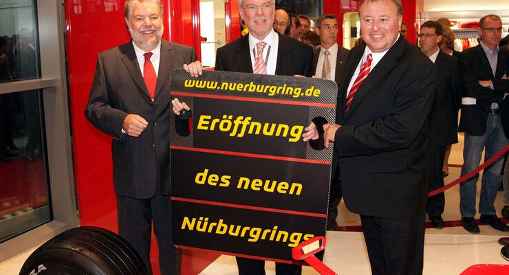 Einweihung N�rburgring
