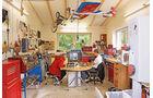 Elektro-Umbauten, Werkstatt