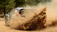 Elfyn Evans - Rallye Sardinien 2014