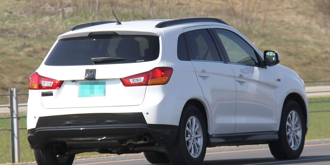 Elkönig Mitsubishi ASX Facelift 2012