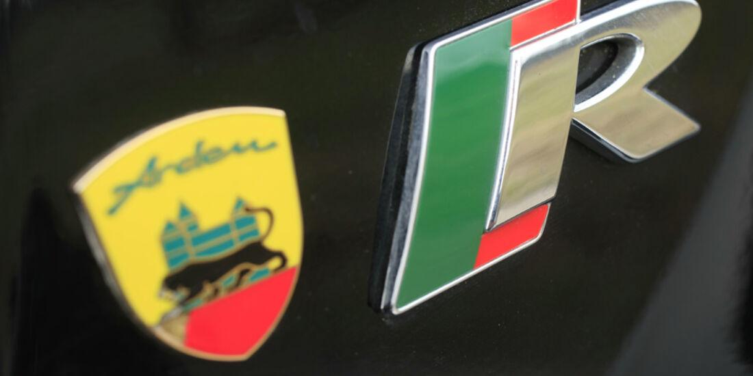 Emblem Arden-Jaguar XKR Cabrio AJ 20