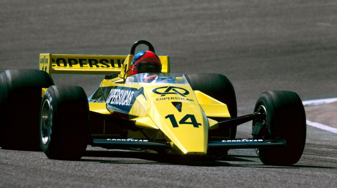 Emerson Fittipaldi - Fittipaldi F6 - Jarama 1979