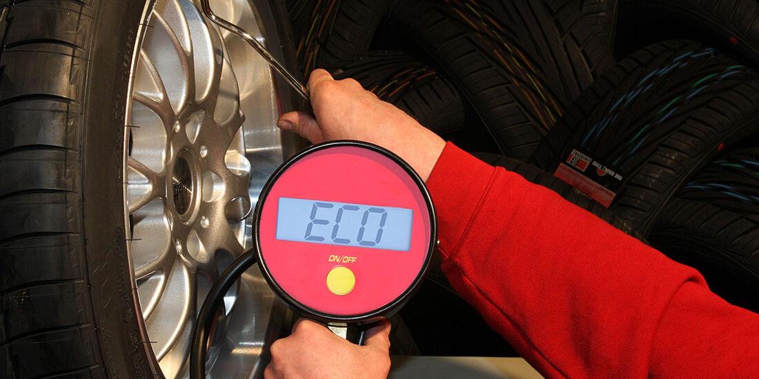 Energiespar-Reifen