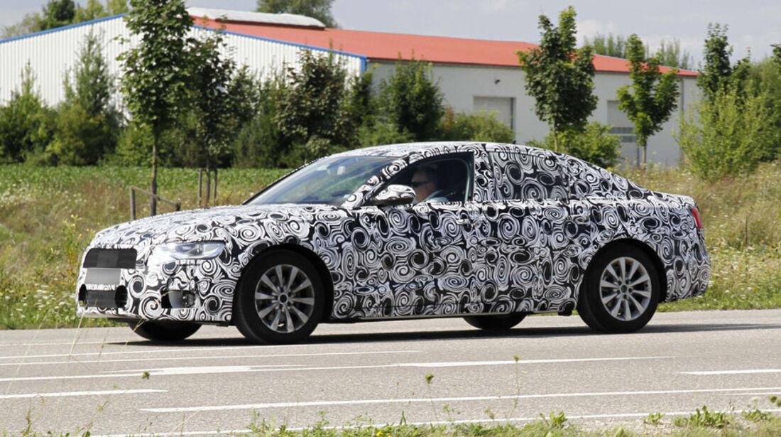 Erlkönig Audi A6