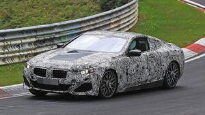 Erlkönig BMW 8er Coupé