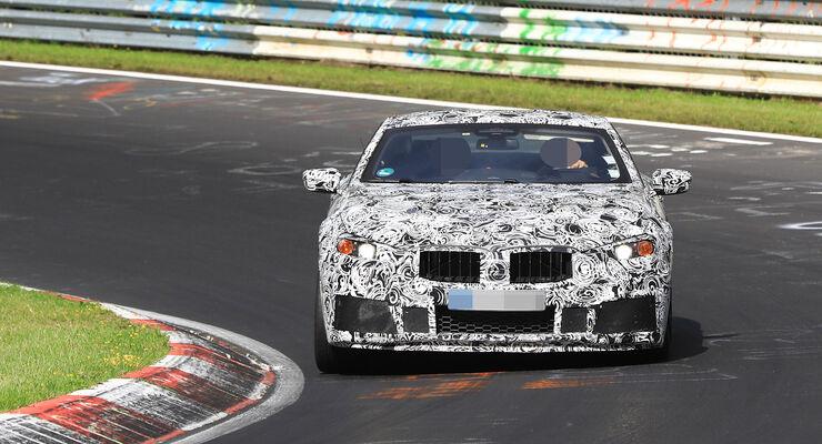 BMW M8 Coupe 2019 G15 Daten Infos Marktstart Preise