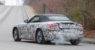 Erlkönig BMW Z4