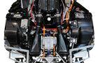 Erlkönig Ferrari Enzo-Nachfolger F70 Motoransicht