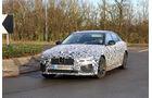 Erlkönig Jaguar XE