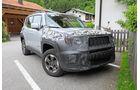 Erlkönig Jeep Renegade