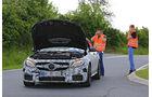Erlkönig Mercedes-AMG E63