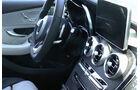 Erlkönig Mercedes GLC Innenraum