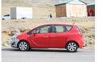 Erlkönig Opel Meriva Facelift