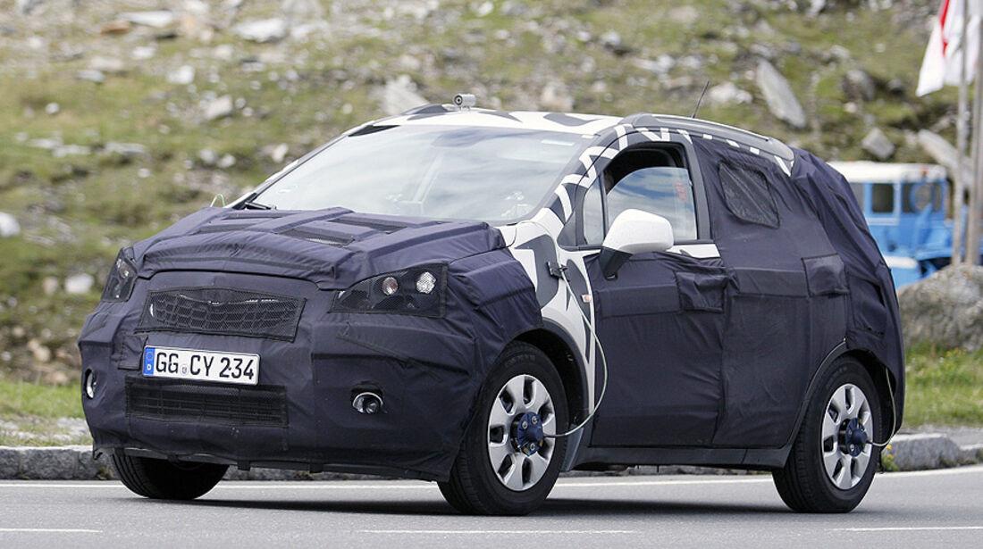 Erlkönig Opel SUV