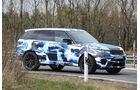 Erlkönig Range Rover Sport RS