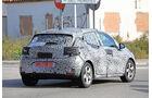 Erlkönig Renault Clio
